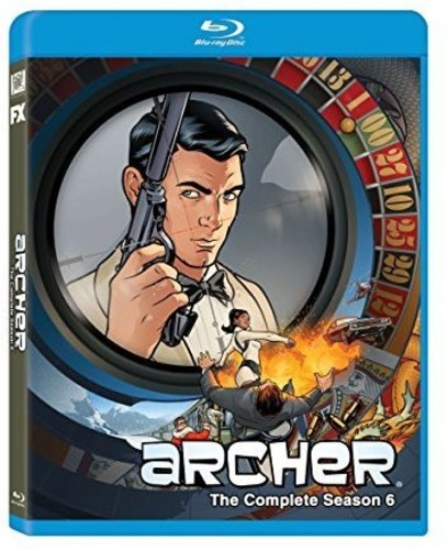 Archer: The Complete Season Six