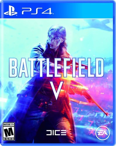 Ps4 Battlefield V - Battlefield V for PlayStation 4