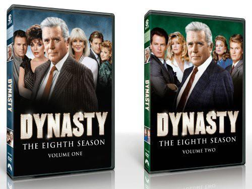 Dynasty: The Eighth Season: Volume 1 and 2