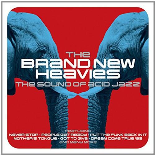 Brand New Heavies - Sound Of Acid Jazz [Import]