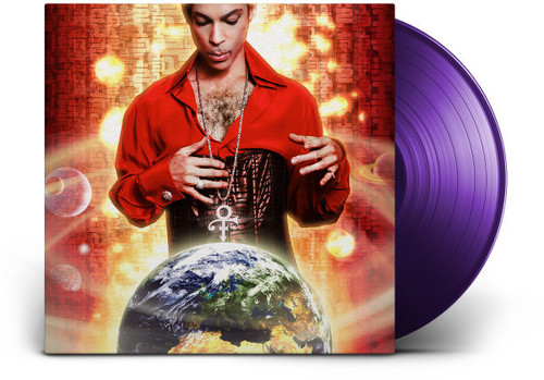 Prince - Planet Earth: Remastered [Limited Edition Purple LP]