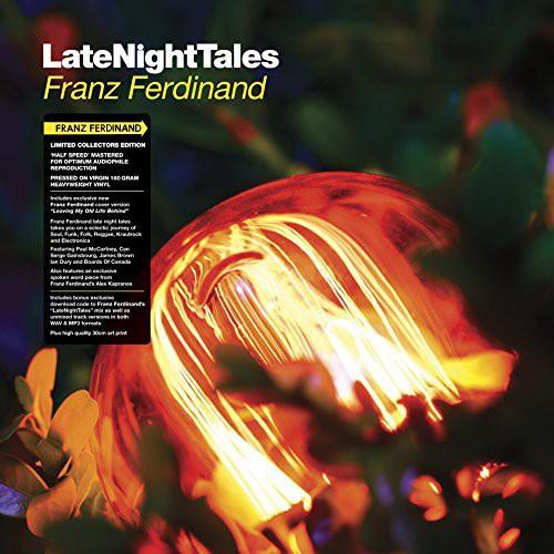 Franz Ferdinand - Late Night Tales Franz Ferdinand [Vinyl]
