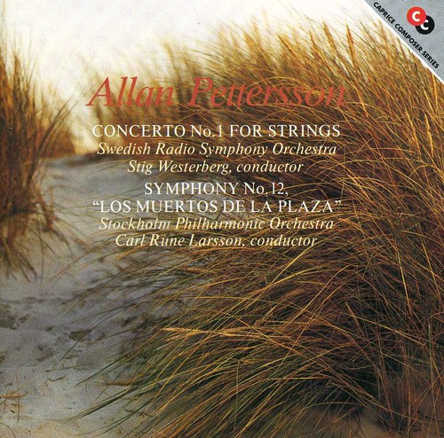 Concerto 1 for Strings /  Symphony 12