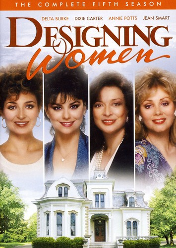 Designing Women: The Complete Fifth Season