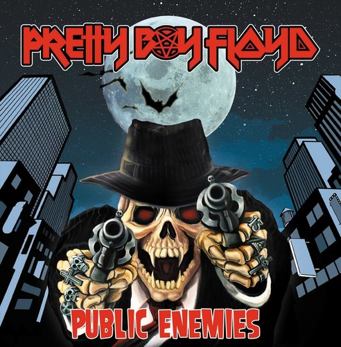 Pretty Boy Floyd - Public Enemies (Blk) (Gate) [Limited Edition] [180 Gram]