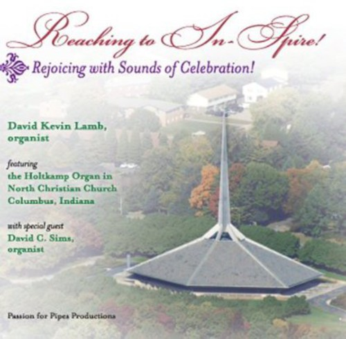 Reaching to In-Spire!-Rejoicing with Sounds of Celebration