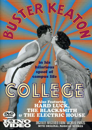 Keaton/Cornwall/Bramley/Goodwi - College