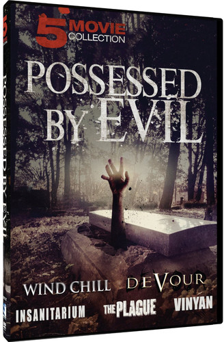 Possessed by Evil: 5 Movie Collection