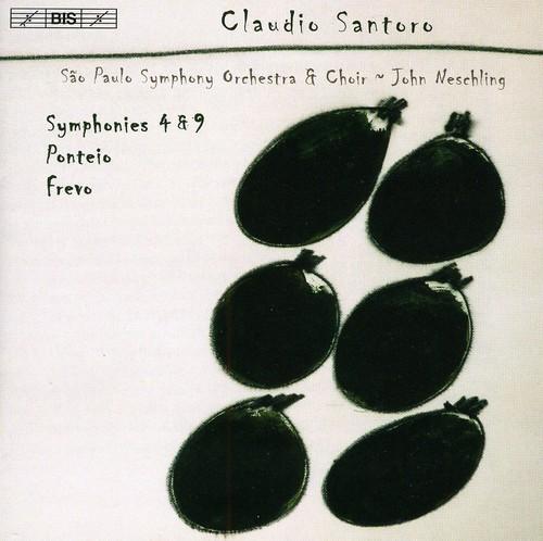 Symphonies 4 & 9