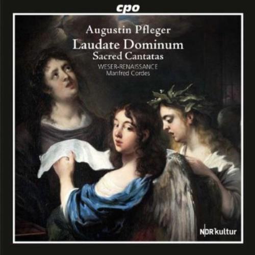 Laudate Dominum - Sacred Cantatas