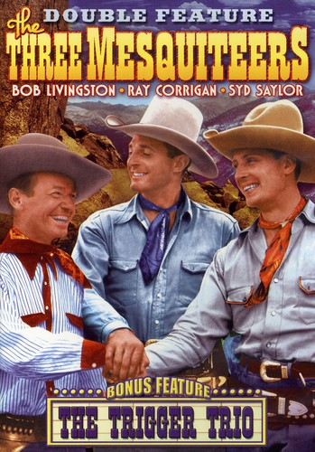 The Three Mesquiteers /  The Trigger Trio