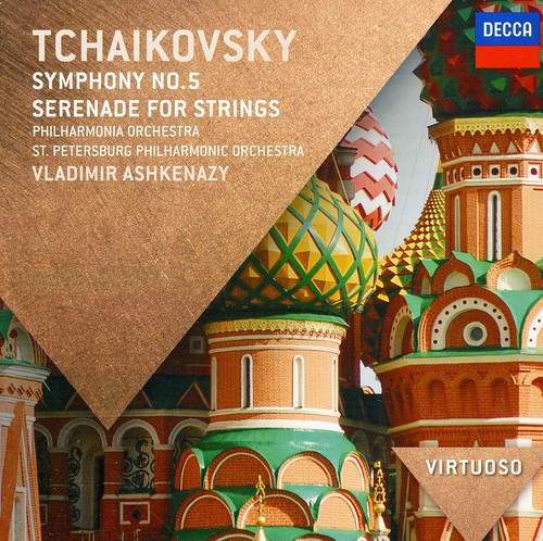 Virtuoso: Tchaikovsky: Sym 5 Serenade for Strings