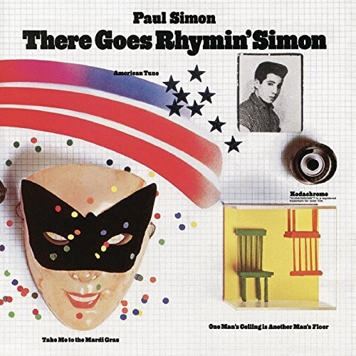 Paul Simon-There Goes Rhymin Simon