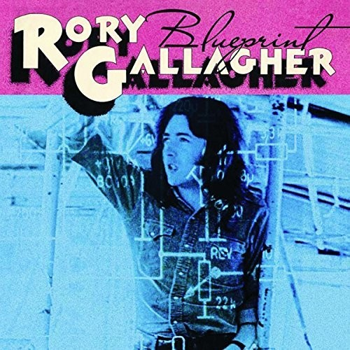 Rory Gallagher - Blueprint [Import LP]