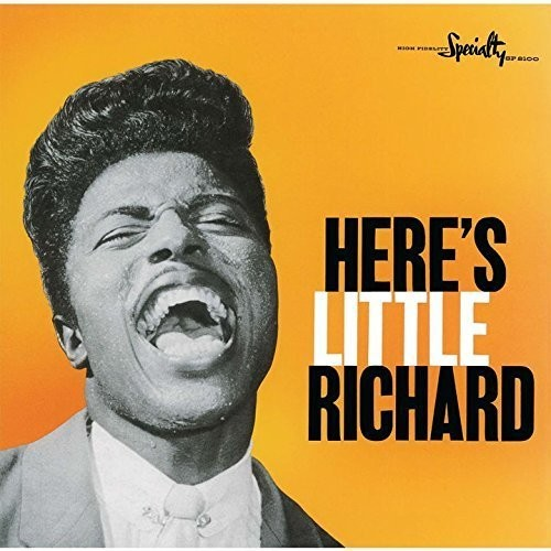 Little Richard - Here's Little Richard [Limited Edition] (Jpn)