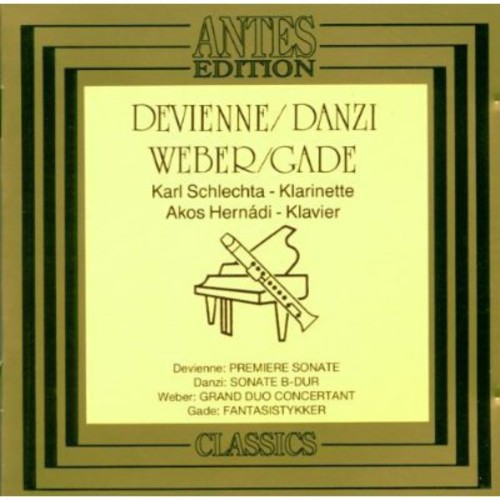 Works for Clarinet /  Premiere Son /  Son No 1