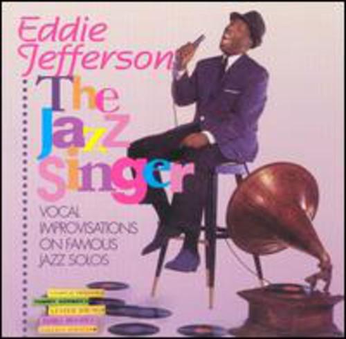 Eddie Jefferson - Jazz Singer