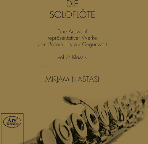 Solo Flute Baroque 2