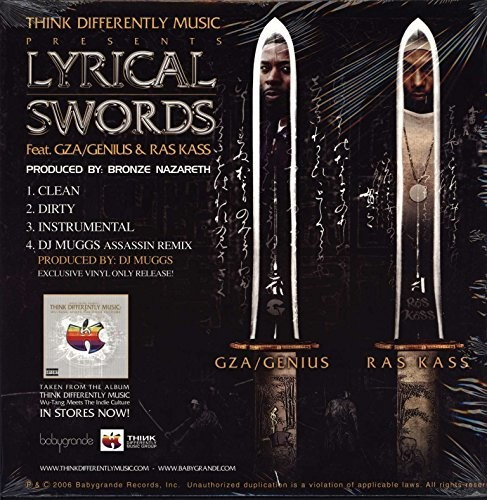 Lyrical Swords