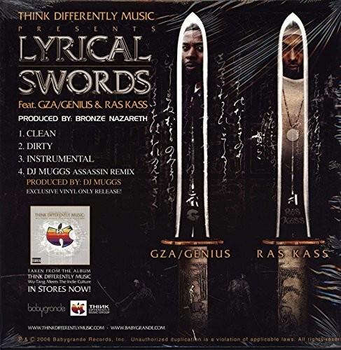 Lyrical Swords