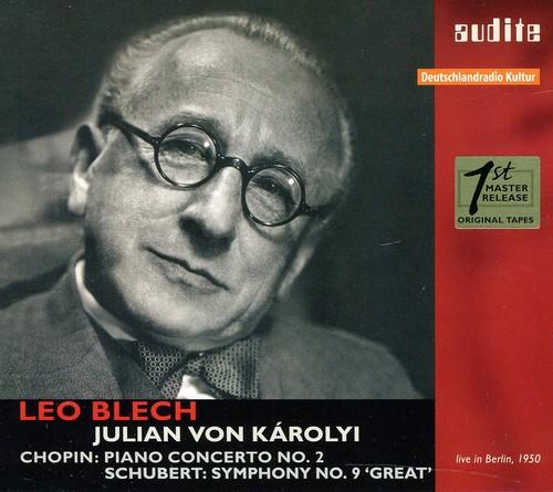 Piano Concerto No 2 & Symphony No 9 the Great