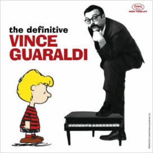 The Definitive Vince Guaraldi [2 Discs] [Brilliant Box]