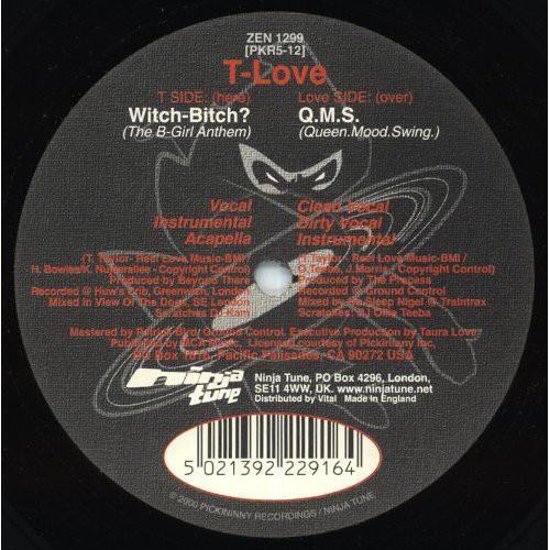 Witch Bitch: QMS