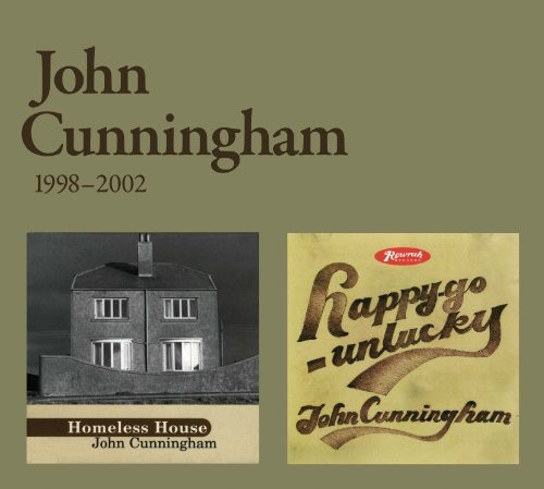 John Cunningham 1998-2002