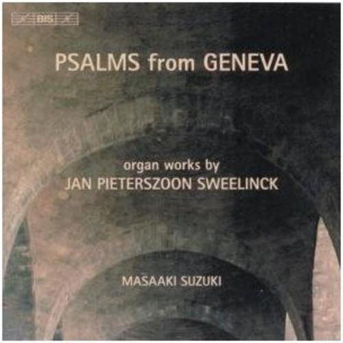 Psalms from Geneva - Organ Works