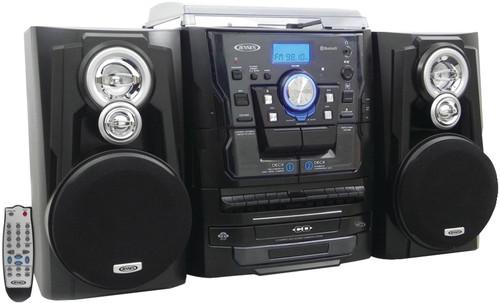 Jensen Jmc-1250 Turntable (CD Cassette & Remote) - Jensen JMC-1250 Turntable (CD, Cassette & Remote)