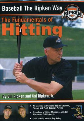 Baseball The Ripken Way - Fundamentals Of Hitting