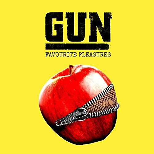 Gun - Favourite Pleasures [Digipak] (Uk)