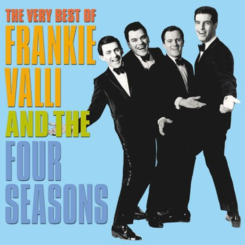 Frankie Valli & Four Seasons - Very Best Of Frankie Valli & The 4 Seasons