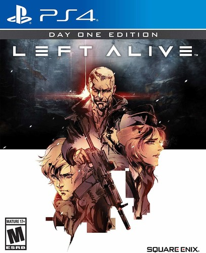 Ps4 Left Alive - Left Alive