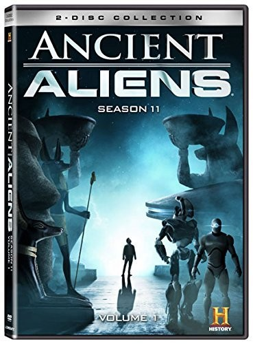 Ancient Aliens: Season 11 Volume 1