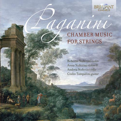 Paganini: Chamber Music for Strings