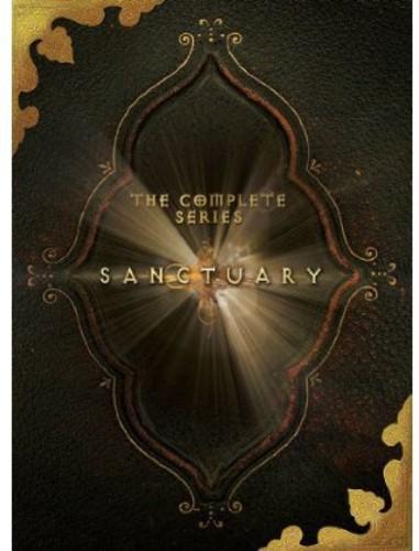Sanctuary: The Complete Series