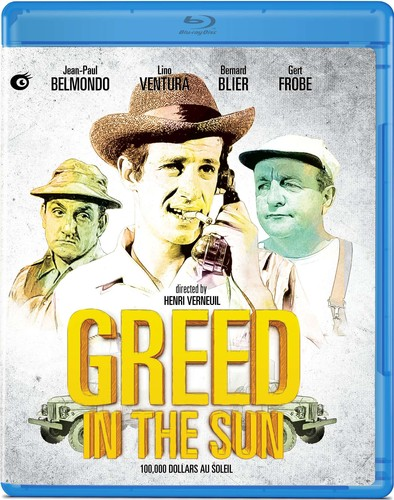 Greed in the Sun