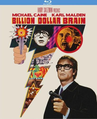 - Billion Dollar Brain
