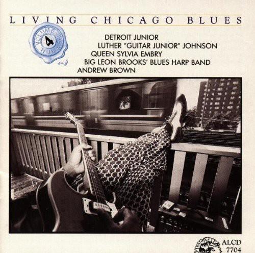 Living Chicago Blues - Living Chicago Blues 4 / Various