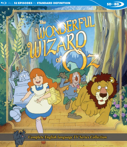 The Wonderful Wizard of Oz (Complete English-Language TV Series Collection)