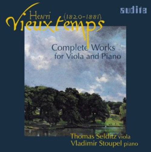 Complete Works for Viola & Piano