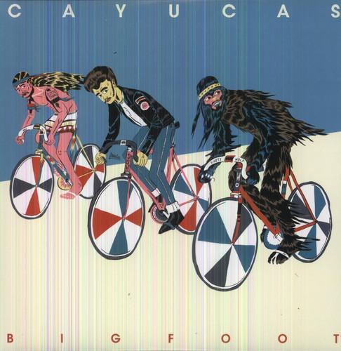 Cayucas - Bigfoot [Vinyl]