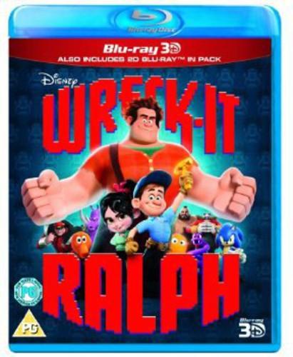 Wreck It Ralph 3D [Import]