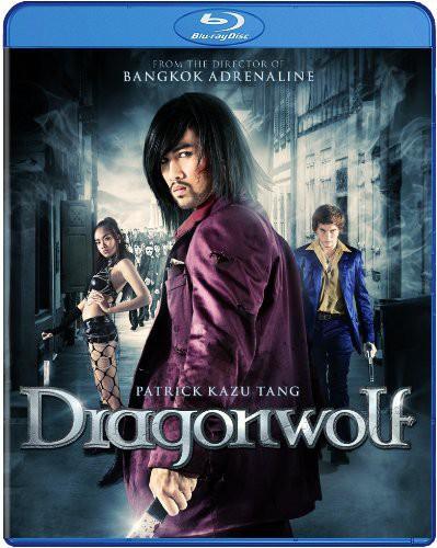 - Dragonwolf