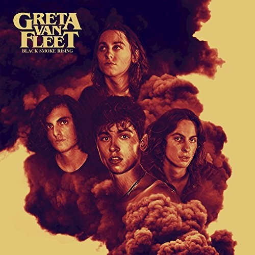 Greta Van Fleet - Black Smoke Rising EP [Vinyl]