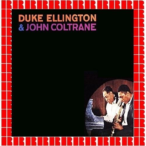 Duke Ellington / Coltrane,John - Duke Ellington & John Coltrane [Colored Vinyl] [Limited Edition] [180 Gram]