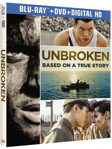 Unbroken [Movie] - Unbroken