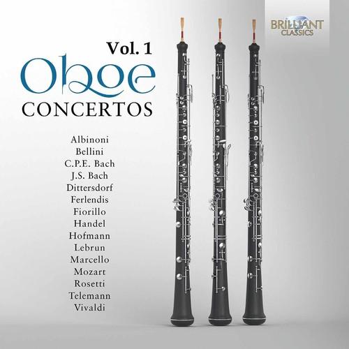 Oboe Concertos (Box Set)