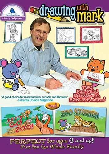 Drawing With Mark: Let's Go To The Zoo /  Zoo
